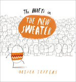 The Hueys in The New Sweater book