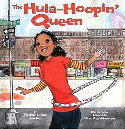 The Hula Hoopin' Queen book