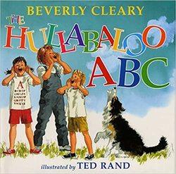 The Hullabaloo ABC book