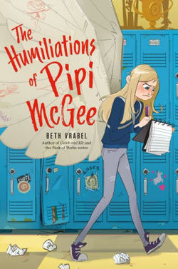 The Humiliations of Pipi McGee book