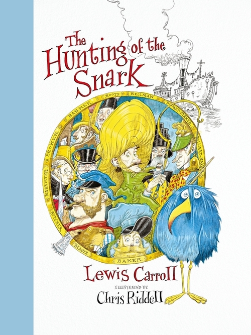 The Hunting of the Snark book