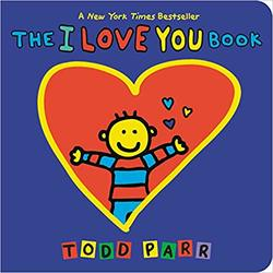 The I LOVE YOU Book Book