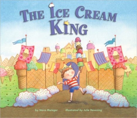 The Ice Cream King book