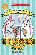 The Ice Cream Shop book