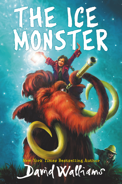The Ice Monster book