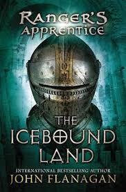 The Icebound Land book