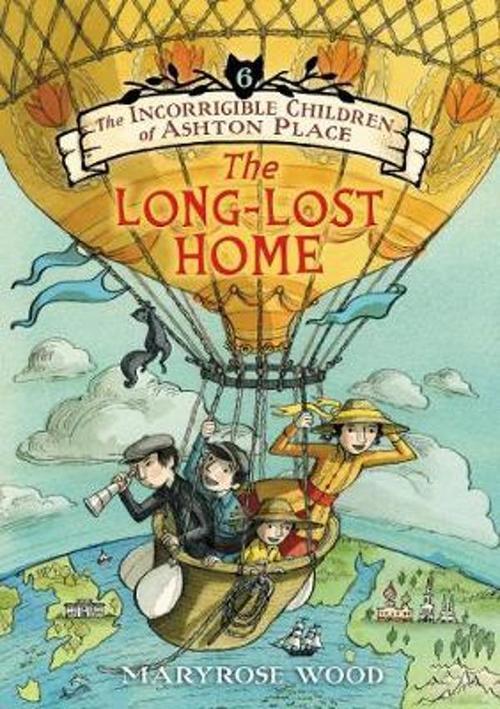 The Incorrigible Children of Ashton Place: Book VI book