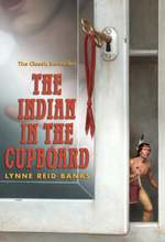 The Indian in the Cupboard book