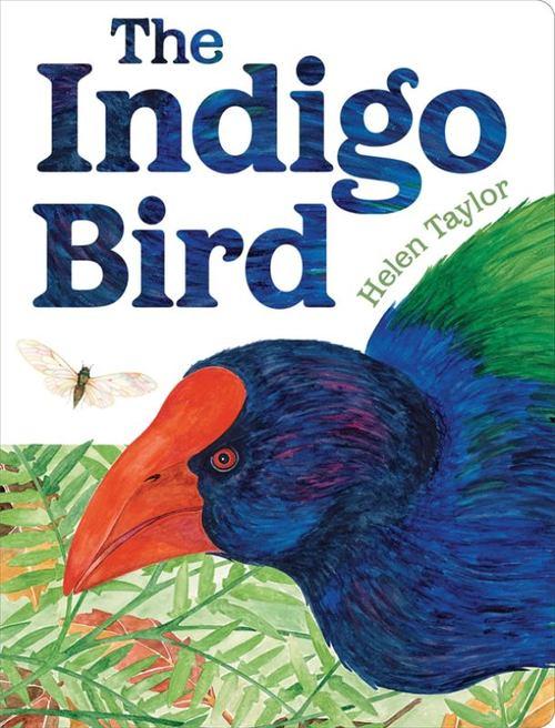 The Indigo Bird book