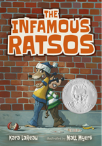 The Infamous Ratsos book