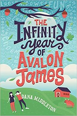 The Infinity Year of Avalon James book