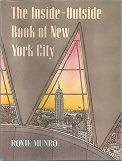 The inside-outside book of New York City book