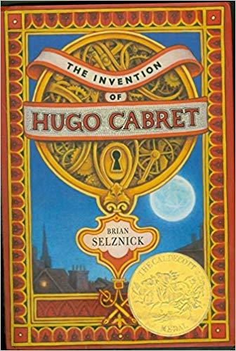 The Invention of Hugo Cabret book