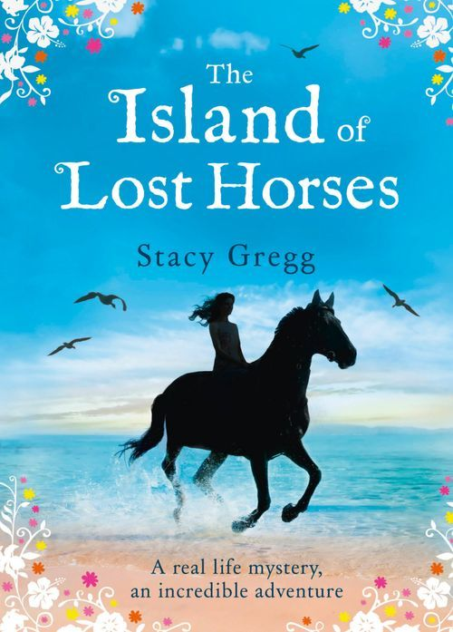 The Island of Lost Horses book