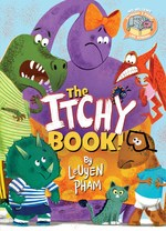 The Itchy Book! book