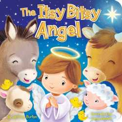The Itsy Bitsy Angel book