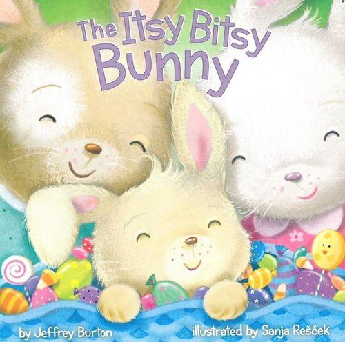 The Itsy Bitsy Bunny book