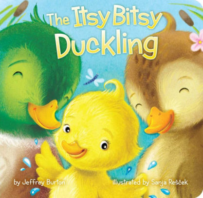 The Itsy Bitsy Duckling Book