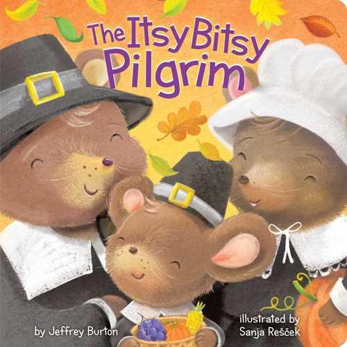 The Itsy Bitsy Pilgrim book