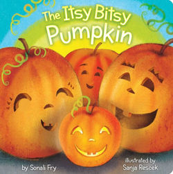The Itsy Bitsy Pumpkin Book