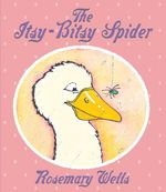 The Itsy-Bitsy Spider book