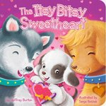 The Itsy Bitsy Sweetheart book