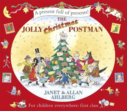 The Jolly Christmas Postman book