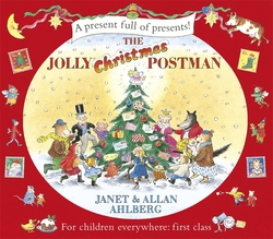 The Jolly Christmas Postman book