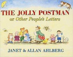 The Jolly Postman Book