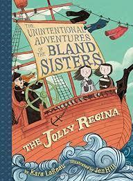 The Jolly Regina book