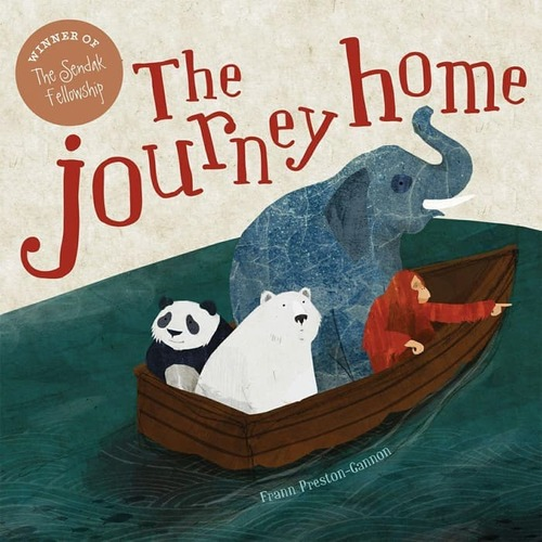 The Journey Home book