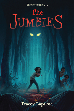 The Jumbies book