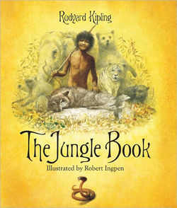 The Jungle Book book