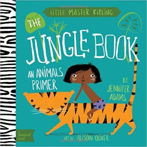 The Jungle Book book