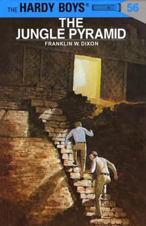 The Jungle Pyramid by Franklin W  Dixon