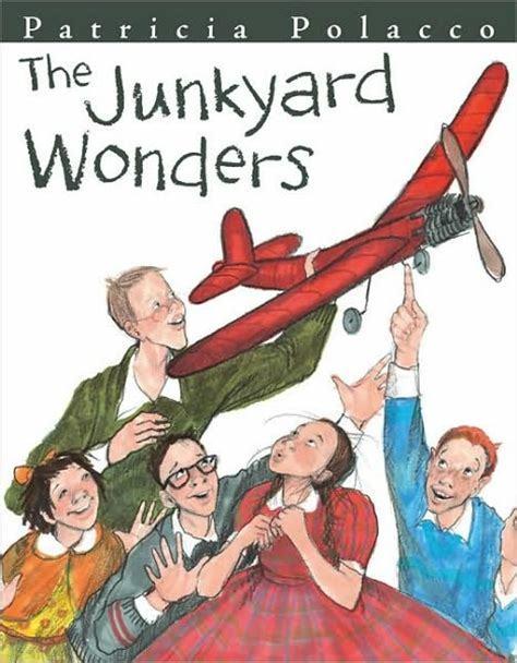The Junkyard Wonders book