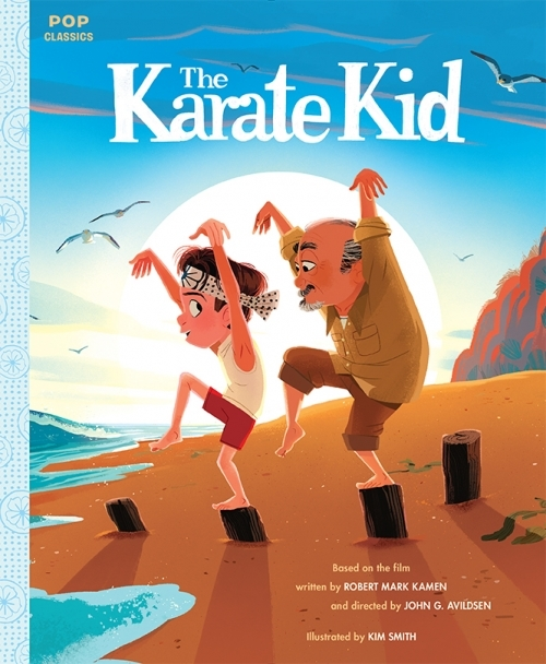 The Karate Kid book