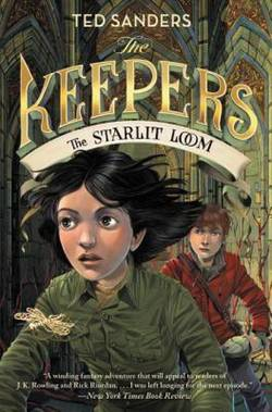 The Keepers #4: The Starlit Loom book