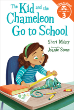 The Kid and the Chameleon Go to School book