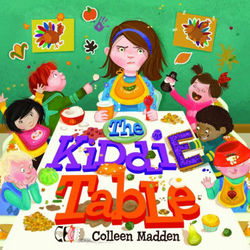 The Kiddie Table book