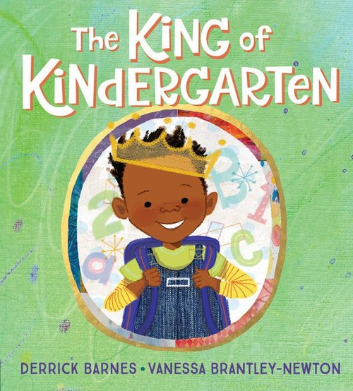 The King of Kindergarten book