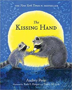 The Kissing Hand book