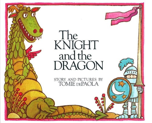 The Knight and the Dragon book