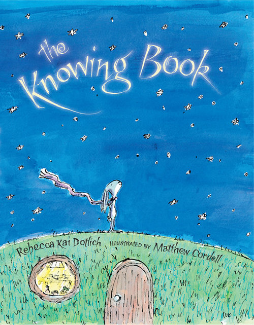 The Knowing Book book