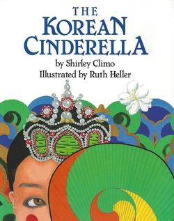 The Korean Cinderella book