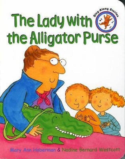 The Lady with the Alligator Purse book