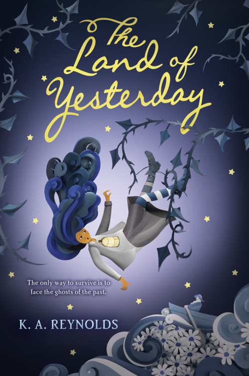 The Land of Yesterday book