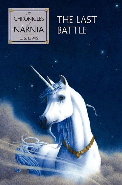 The Last Battle book