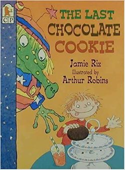 The Last Chocolate Cookie book