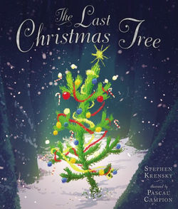The Last Christmas Tree book